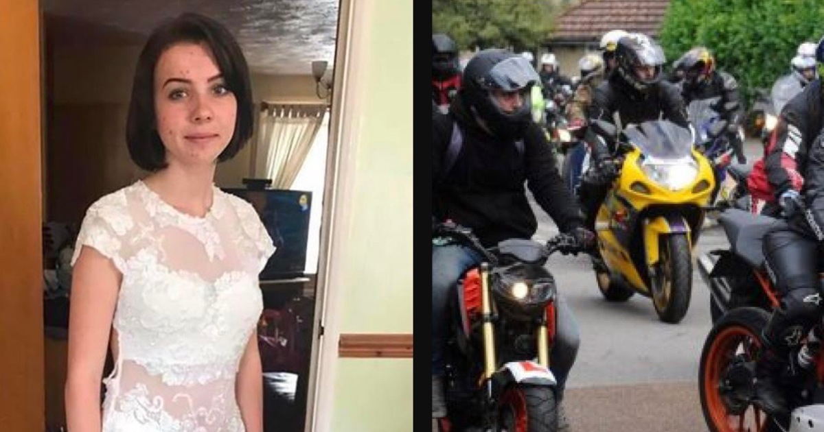 c8e4dd374e7 Bullied teen posts pic in unused prom dress – then 120 strangers decide to  do something about it