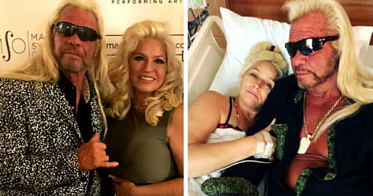Beth Chapman gives cancer battle update after beginning